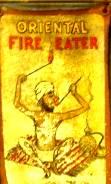 fire eater   FreakShowDisplay