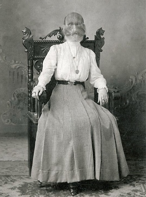 Alice E. Doherty The Minnesota Woolly Girl